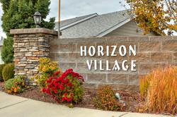 Horizon Village Entrance