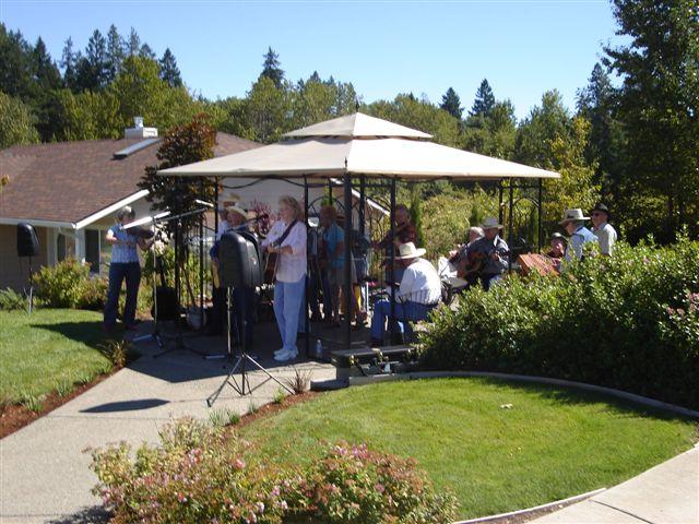 Community Music Event