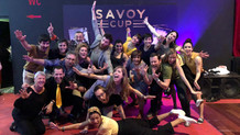 SWINGCOPATS al SAVOY CUP. Abril 2018