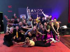 SWINGCOPATS al SAVOY CUP. Abril 2018