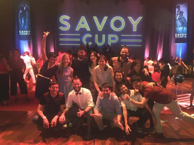 SWINGCOPATS al SAVOY CUP. Abril 2017