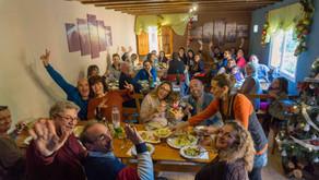 Jornada solidaria navideña en VICAF