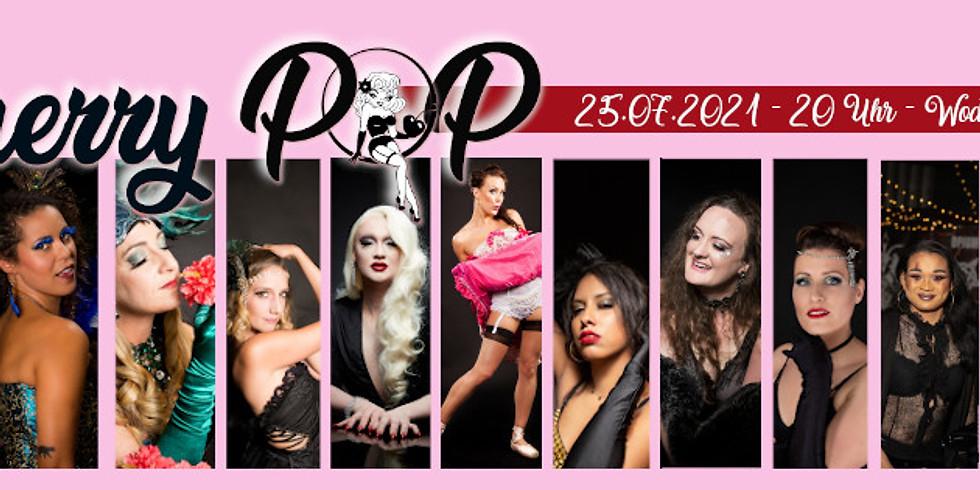 Cherry Pop - Die Burlesque Newcomer Gala