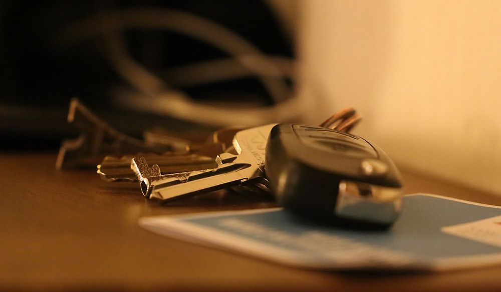Commercial insurance Policy car key