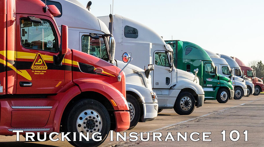 Trucking Insurance, Commercial Insurance, Staffing Agency Insurance