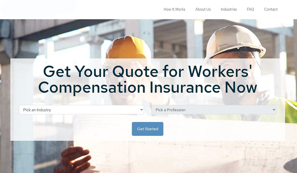 Instant Workers Comp Quote