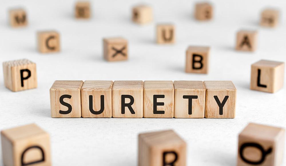 4 Main Types of Surety Bonds