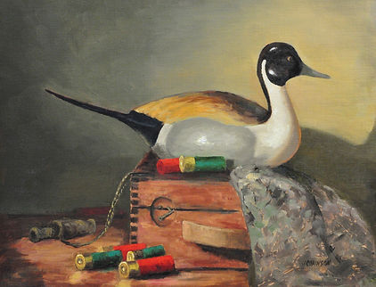 Pintail Decoy, Prepping for the Season a