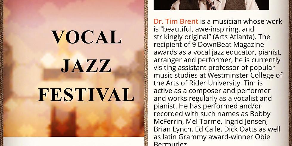 Nebraska Choral Directors Association Vocal Jazz Festival