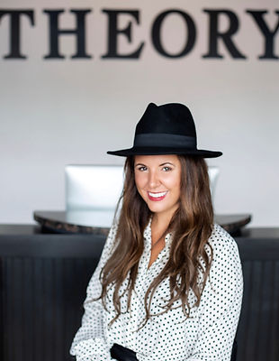 Theory Salon Owner Oliva | Specializing in balayage and blondes