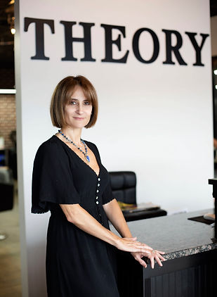 Theory Salon Owner Lita | Specializes in blondes, highlights, and blowouts