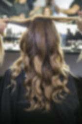 braids curly hair  beach waves long hair woodstock ga salon 30188