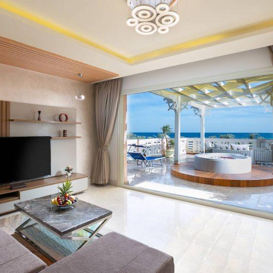 Suite in ALBATROS PALACE RESORT