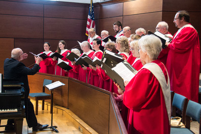 First United Methodist Choir