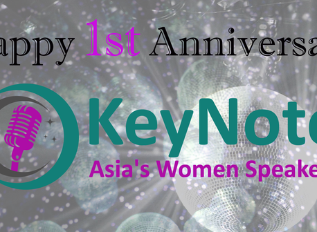 Happy Anniversary KeyNote!