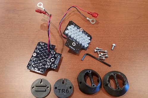 TR6 Reverse Boards (pair)