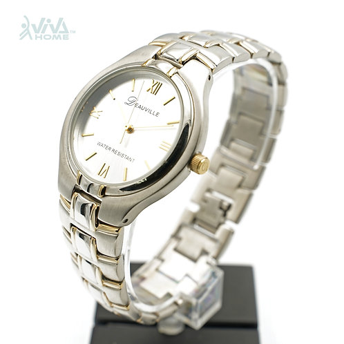精美系列 女裝腕錶 DeauvilleWatch-004