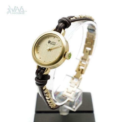 石英 男裝時尚手錶 LuckyBrandWatch-003