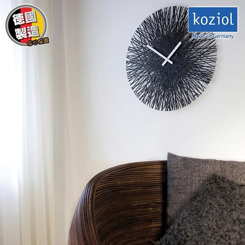 德國製造創意家品系列 掛牆鐘 絲綢