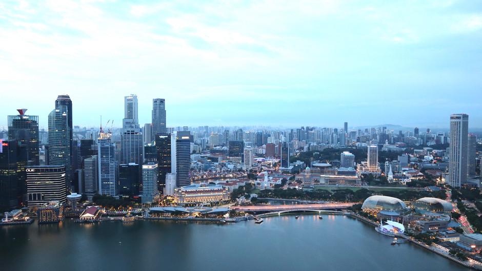 十個肚都不夠 去新加坡就是要為食