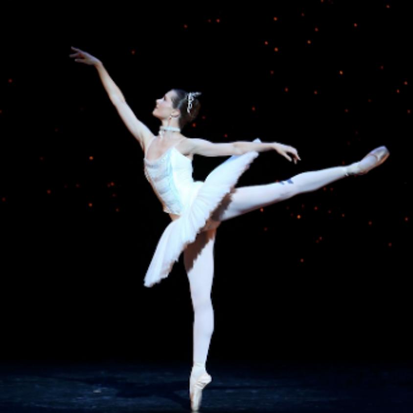 Ladies Masterclass with Jenna Roberts, Principal, Birmingham Royal Ballet. Ages 15 - 19. Inter/Advanced level. £45 (1)