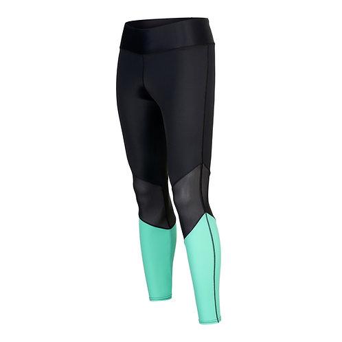 Dansez angled mesh leggings - YBS Edition