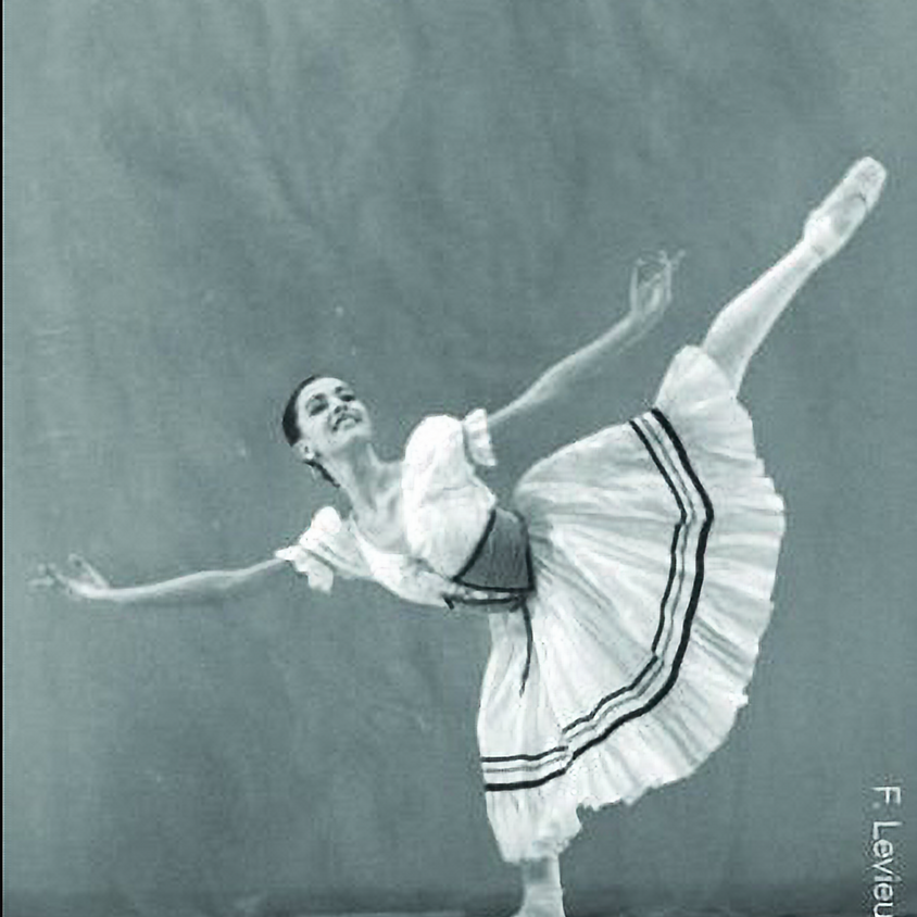 Ladies Masterclass with Laetitia Lo Sardo, Former Soloist Birmingham Royal Ballet. Ages 11- 14 Elementary Level £45  (1)