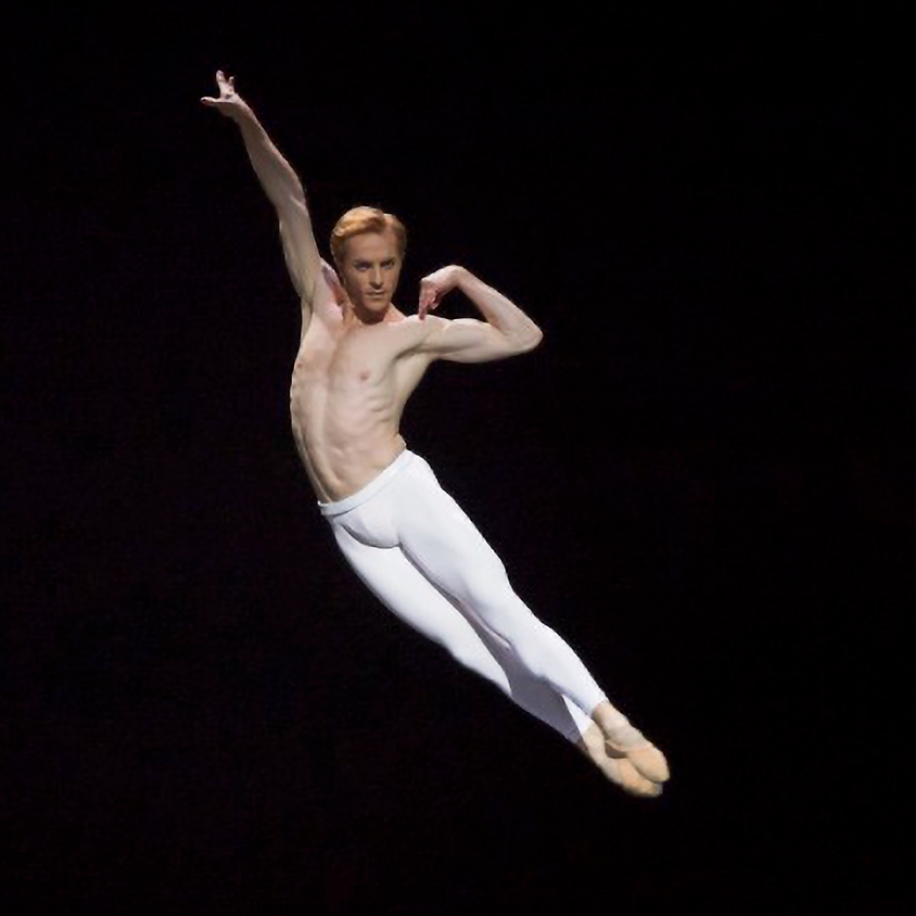 Mens Masterclass with Steven McRae, Principal, Royal Ballet. Ages 16 - 19. Advanced students only. £65