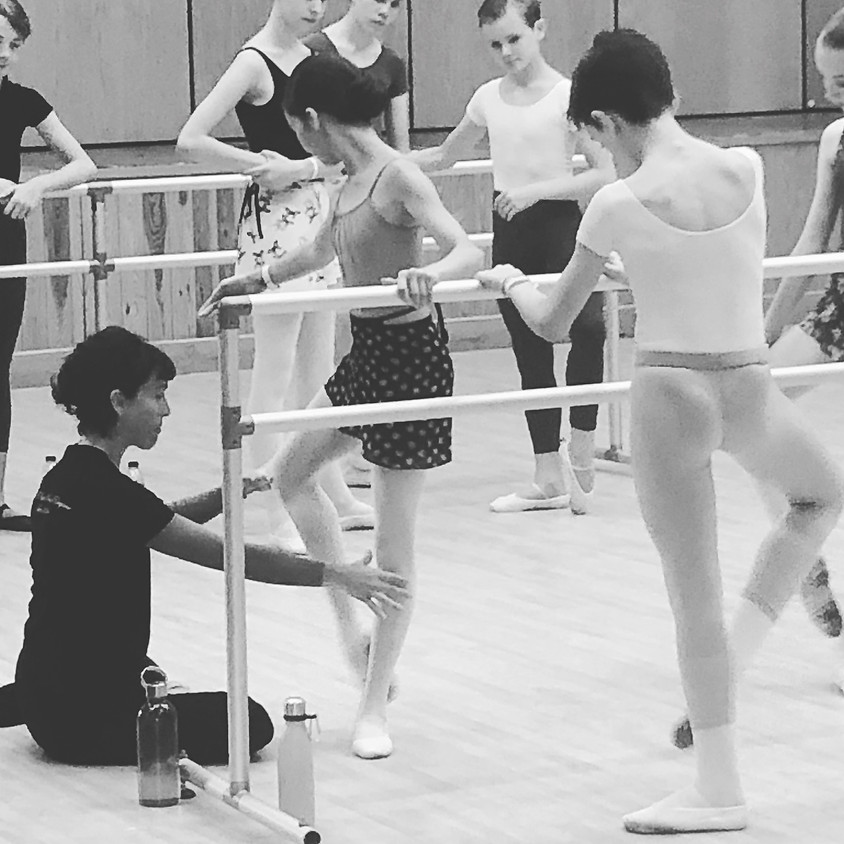 AGES 9 - 12 After Summer Ballet Boot Camp - £35