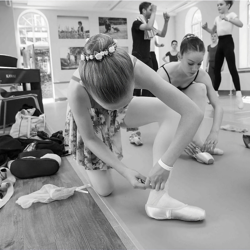 AGES 14 -15 After Summer Ballet Boot Camp - £35 (1)