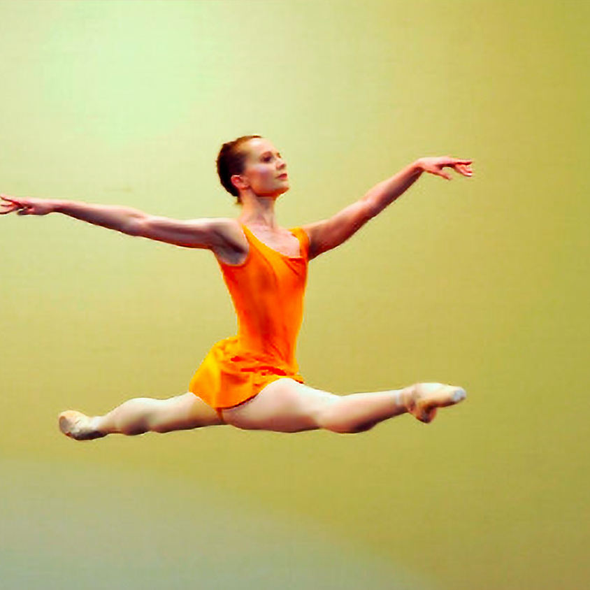 Ladies Masterclass with Jenna Roberts, Principal, Birmingham Royal Ballet. Ages 13- 15 only. Intermediate level.  £65