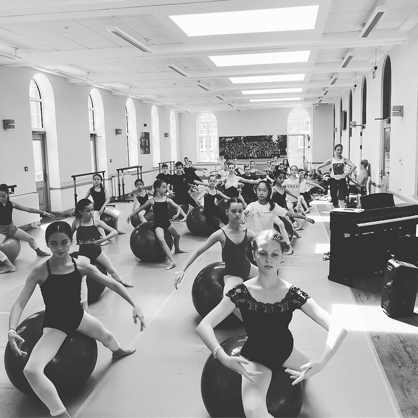 AGES 13 -16 After Summer Ballet Boot Camp - £35