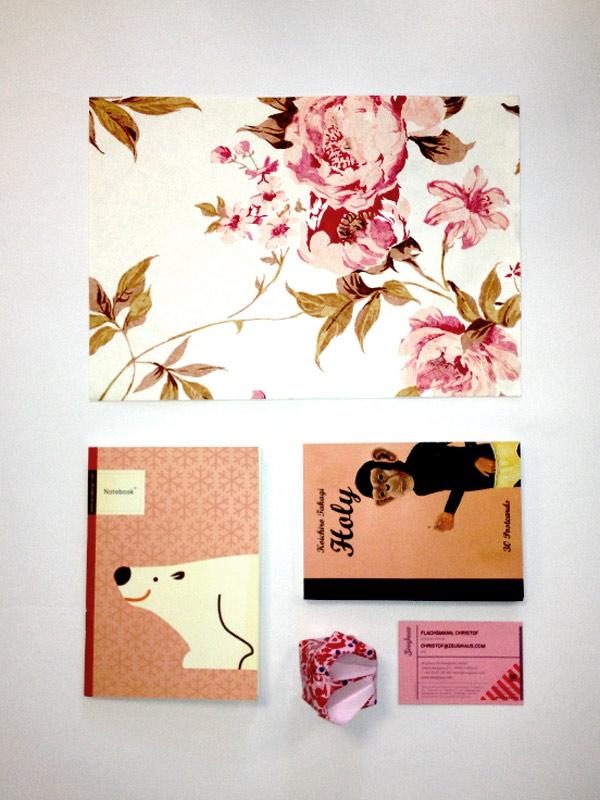 Frühling Paper Set
