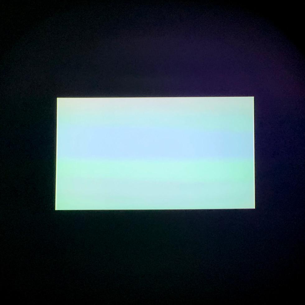 Shohei Miyachi:A projection in my home studio