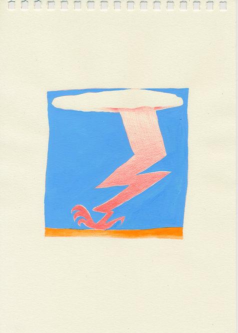 Ray Hwang, Crashing Foot