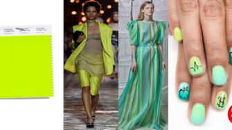 Paleta de colores verano 2018: La armonía entre tu outfit y tus manos