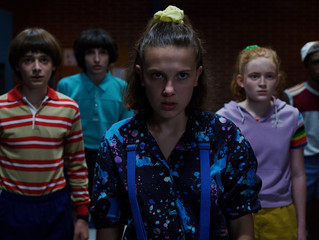 Stranger Things 3 - Episode 4: The Sauna Test