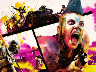MEDIOCRE! The pretty late Rage 2 review.