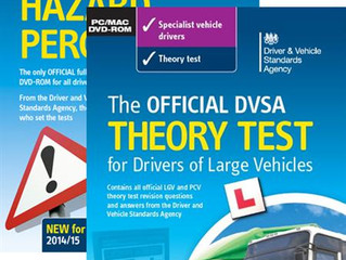Theory test making roads safer