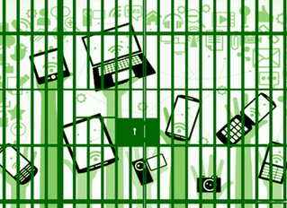 Tablets in prisons: the device monopoly