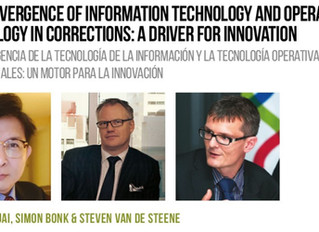 Digital transformation in corrections through IT/OT Convergence