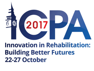 Innovation in rehabilitation: Building better futures - ICPA Conference 2017