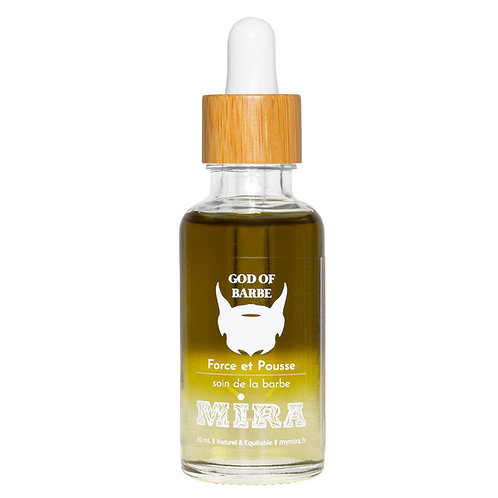 God of barbe (huile pour barbe) - 30ml