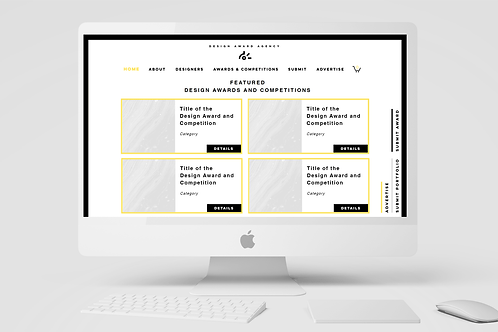 #2 ADVERTISE DESIGN AWARD AND COMPETITION | 60 DAYS