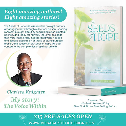 The Seeds of HOPE (pre-order)
