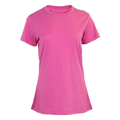 82160 W Essential SS Crew NK Tee - new colors