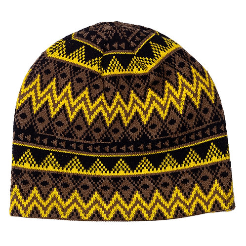 55052 Aztec Knit Beanie