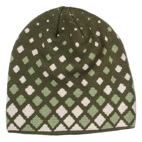 55054 Diamond Fade Knit Beanie