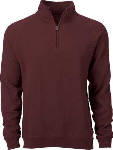 Ouray Sportswear Mens Cruise 1//4 Zip Hood