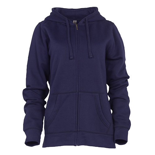 82192 W Benchmark Full Zip Spirit Hood